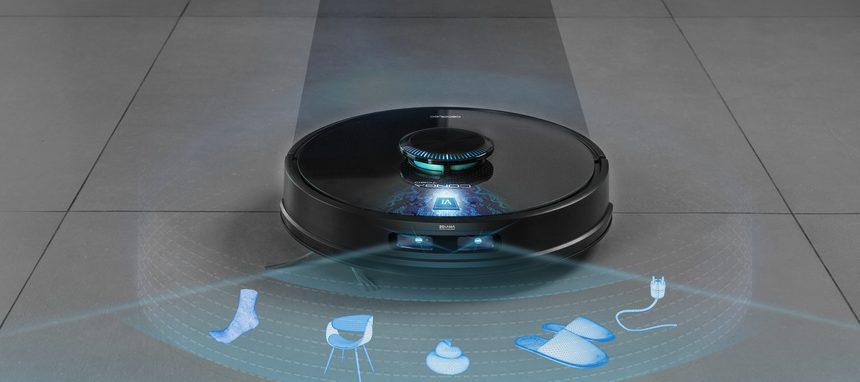 Cecotec lanza Conga 7090 AI que reconoce objetos, estancias, suelos y mascotas