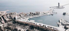 El proyecto de hotel en el puerto de Málaga podría iniciar sus obras en 2022