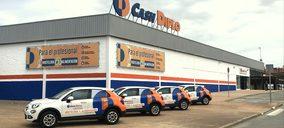 Cashdiplo reduce su red y sus directivos y los de Supersol compran la compañía