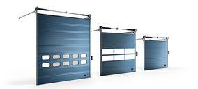 Assa Abloy Entrance Systems actualiza sus puertas seccionales