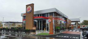 Burger King siguió creciendo en noviembre