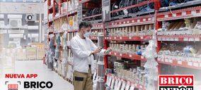 Brico Depôt acelera su digitalización y lanza una nueva app de compra