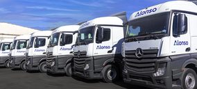 Grupo Alonso potencia su flota de vehículos terrestres apostando por la sostenibilidad