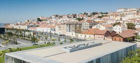 Isopan, presente en los edificios anexos a la nueva terminal de pasajeros del Puerto de Lisboa