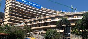Saint-Gobain Weber participa en la renovación del Gloria Palace San Agustín Thalasso & Hotel
