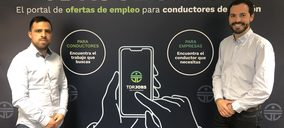Nace TDRJOBS, el portal de empleo para los transportistas