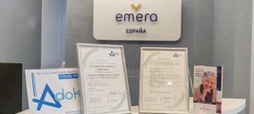Emera obtiene la certificación de cumplimiento de protocolos frente al Covid-19