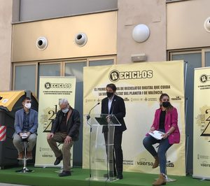 Valencia se convierte en la ciudad con mayor población en España en implantar Reciclos