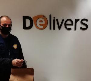 La plataforma de entregas Deelivers abre nuevas líneas de negocio