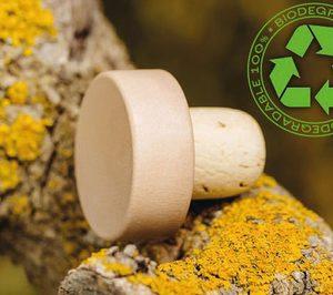 Amorim refuerza su compromiso sostenible con un tapón para licores 100% compostable