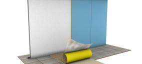 Soprema lanza su nueva solución acústica para particiones interiores y medianeras