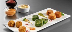 Bonduelle amplía su gama de soluciones para foodservice con 'Veggie Snack'