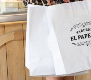 Taberna El Papelón refuerza su negocio take away