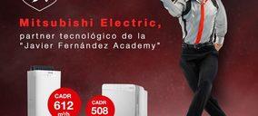 Mitsubishi Electric, partner tecnológico de la Javier Fernández Academy
