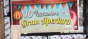 Supercor Exprés crece en el centro de Madrid