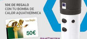Tesy lanza una promoción de bomba de calor Aquathermica para cliente final
