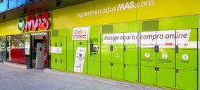 Grupo MAS introduce el click&collect en su última reforma