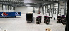 Astre refuerza su capacidad logística en Portugal