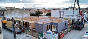 Arquima construye, en Palma de Mallorca, el primer edificio con estructura de madera y consumo energético casi nulo de Baleares