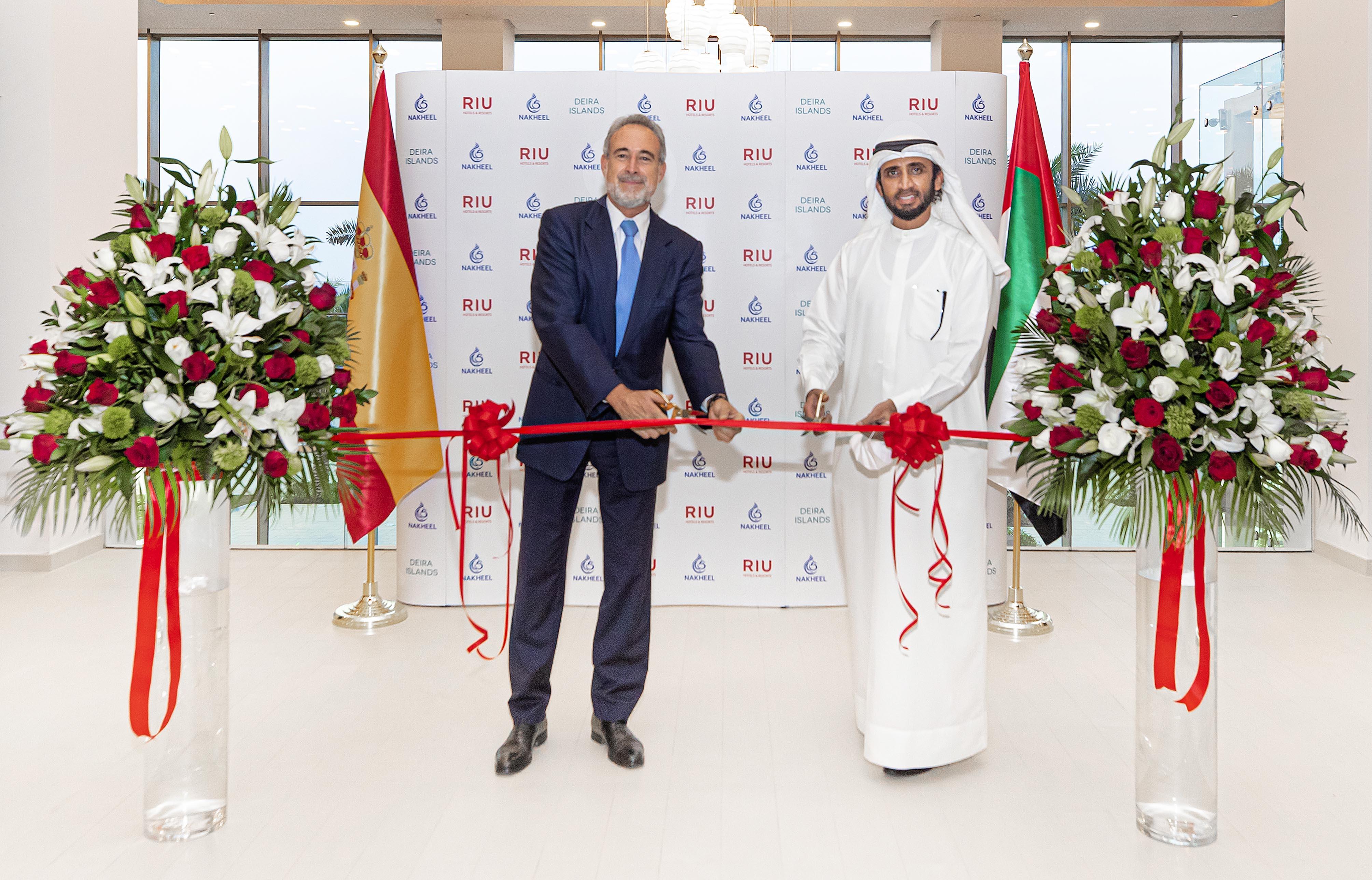 Riu Hotels & Resorts inaugura el 'Riu Dubái', su primer hotel en Oriente Medio