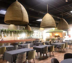 El grupo Brasa y Leña sustituye su concepto italiano con la trattoria-pizzería La Burratina