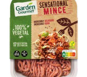 Nestlé concluirá 2020 liderando el mercado de alternativas vegetales a la carne con Garden Gourmet