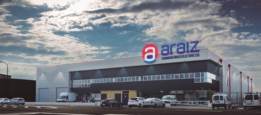 Araiz estrena nuevas instalaciones en Zaragoza
