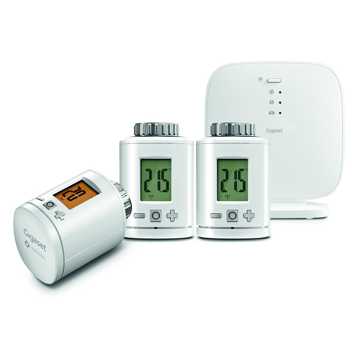 Gigaset presenta un sistema de calefacción para garantizar la temperatura adecuada