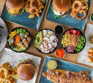 Plan de crecimiento de una marca que combina poke y hamburguesas