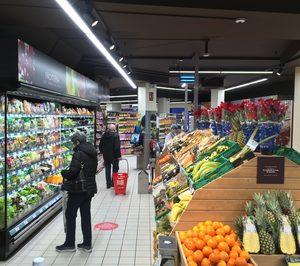 Gadisa avanza en la renovación de su red propia de supermercados
