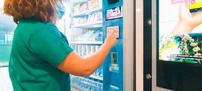Delikia incorpora su nueva tecnología de vending sin contacto en diez hospitales.