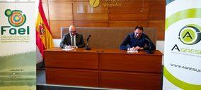 FAEL/AAEL y AGRESUR firman un convenio de colaboración para la correcta gestión de residuos de embalaje