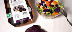 Udapa lanza la gama 'Udapa Gourmet' bajo su nueva variedad de patata 'Beltza'