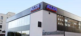 Aldi aumenta un 7,4% su planta comercial en España