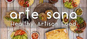 Mexicana de Franquicias lanza Arte Sana, una marca virtual de comida saludable