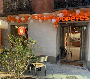 Popeyes abre su segundo local franquiciado en menos de una semana