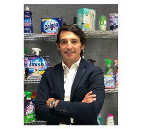 """Xavier Cuadrat (Reckitt Benckiser): """"Las empresas de productos de limpieza e higiene han ganado en esta nueva normalidad una importancia sin precedentes"""""""