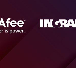 Ingram Micro firma con McAfee un acuerdo de distribución para España