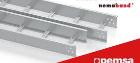 Pemsa lanza su nueva bandeja de escalera para aplicaciones industriales y grandes vanos