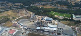 Kronospan recibirá 7 M€ de subvención para el ramal a su fábrica en Burgos