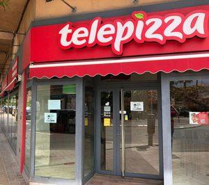 Telepizza refuerza el peso de los grupos multifranquiciados en su catálogo