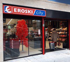 Eroski remata un 2020 marcado por las operaciones de compra-venta