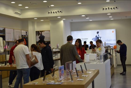 Xiaomi crece con una nueva 'Mi Store' en Rivas-Vaciamadrid