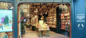 The Body Shop elige España para su primera tienda sostenible del sur de Europa