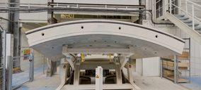 La industria de prefabricados de hormigón reduce su producción un 4,6%