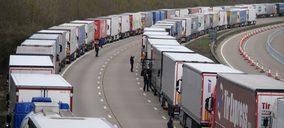 La Comisión Europea aboga por facilitar el tráfico desde Reino Unido y permitir el retorno de conductores sin pruebas