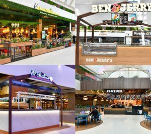 intu Xanadú renueva su food court con nuevos conceptos gastronómicos