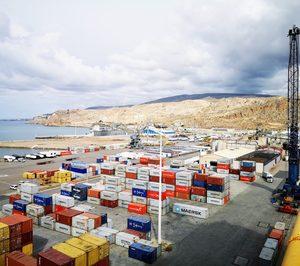 El tráfico portuario alcanza cifras previas a la pandemia