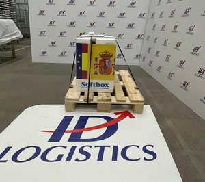 ID Logistics recibe las primeras vacunas de Pfizer contra el Covid-19