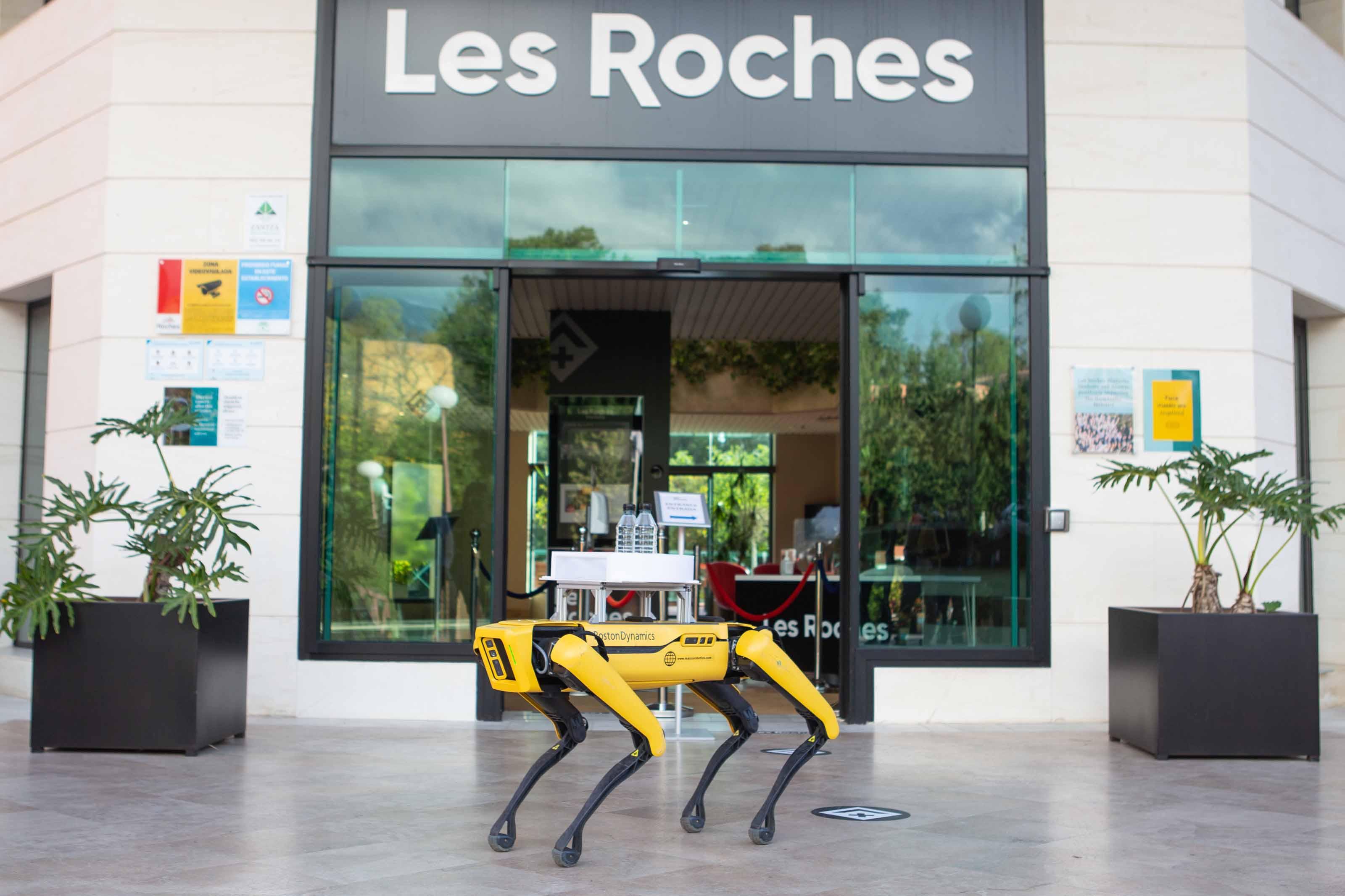 Les Roches Marbella se convierte en un laboratorio de innovación turística